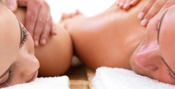 Couples Massage Services at The Spa