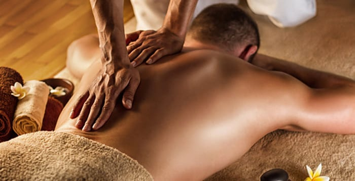 Deep Tissue Massage in Orlando, FL at The Spa