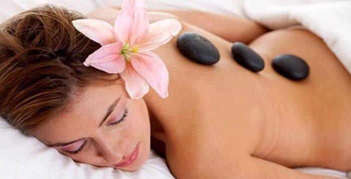 Hot Stone Massage in Orlando, FL at The Spa Orlando