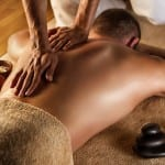Deep tissue massage therapy in Orlando at The Spa